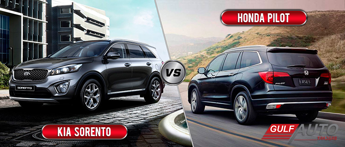 2016 Honda Pilot vs 2016 Kia Sorento: Which Should You Buy?