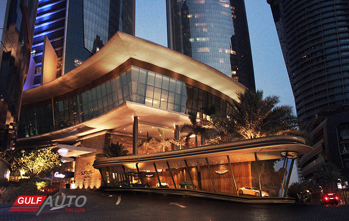 Aston Martin Will Open Its First Showroom in Abu Dhabi!