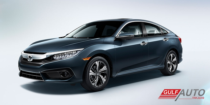 The All New 2016 Honda Civic