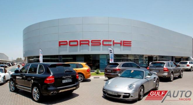 Porsche To Open A Classic Cars Showroom In Dubai Gulfautotraders