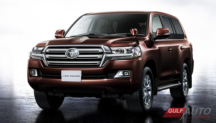 Toyota Land Cruiser 2016 in UAE