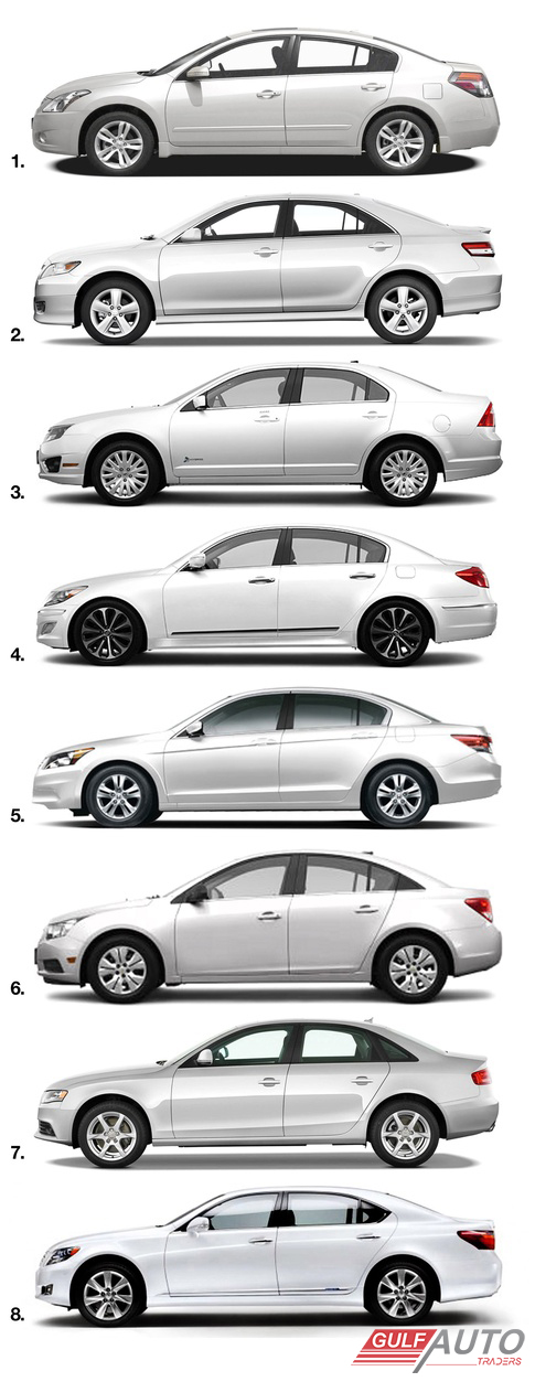 Why are American, European and Japanese cars designed so similarly