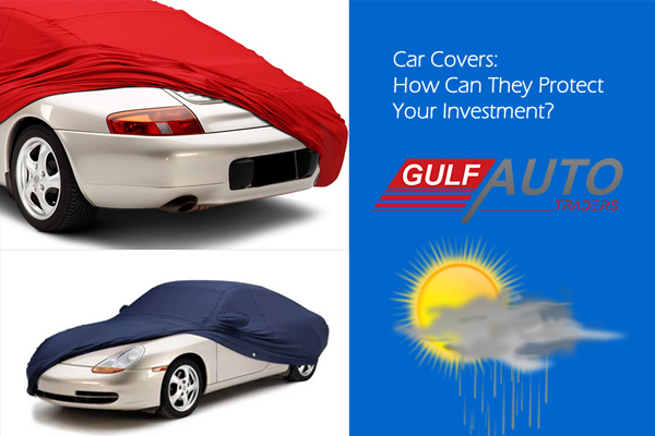 5 Benefits of Car Covers – How Can They Protect Your Investment?