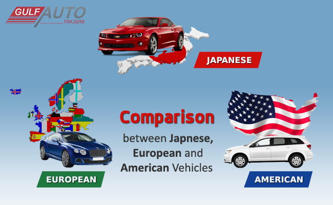 Why are American, European and Japanese cars designed so similarly?