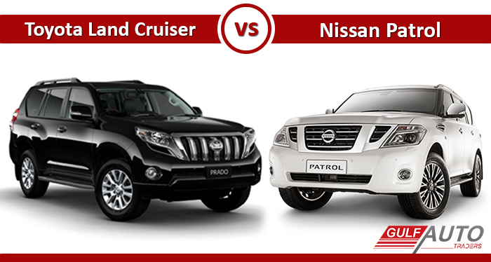 Nissan Patrol vs. Toyota Land Cruiser: Which is better?