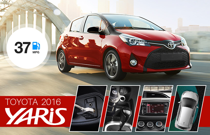 Leaked Review of Toyota Yaris 2016 in UAE