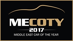 Middle East Car Of The Year - MECOTY